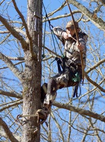 Tree Hunting System By Aero Hunter